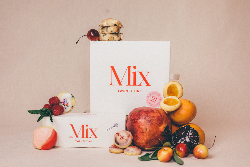Mix 21 Cookie Box Starting at $14.00