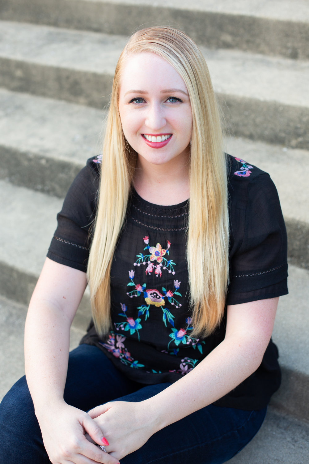 Kaitlin Jager, Creative Director - Kaitlin is our marketing and design guru! Her primary responsibilities include graphic design, brand management, and marketing initiatives. Additionally,she manages our social media and assists with event planning. Outside of the office, Kaitlin enjoys spending time with her fiancé' Brice and Pomeranian Violet. She also enjoys cooking, travel, tennis, and spending time outdoors.