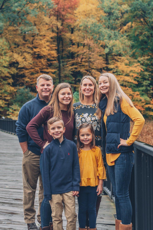 Straub Family - Fall 2018 -