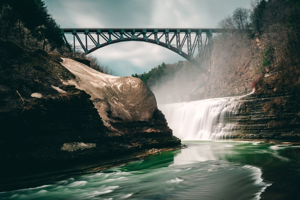 Letchworth State Park -