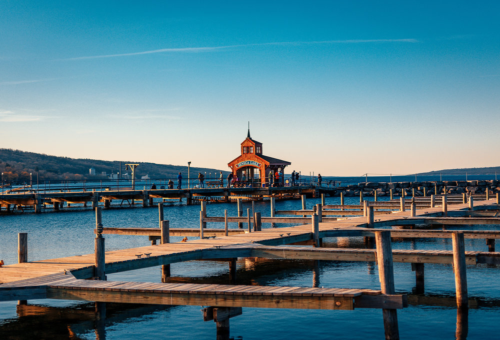 Seneca Lake -
