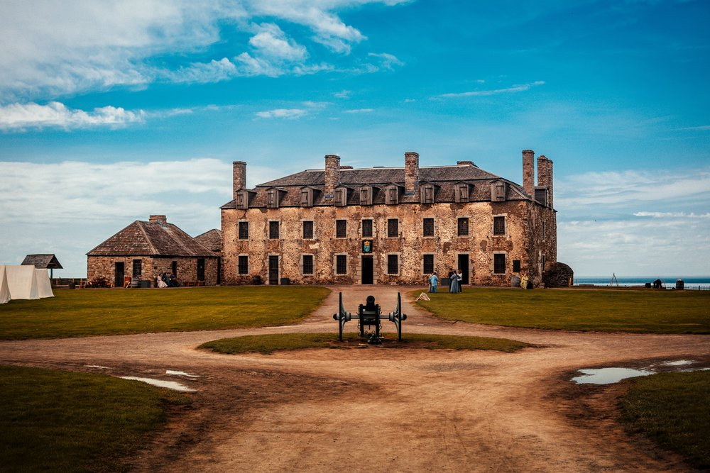 Old Fort Niagara -