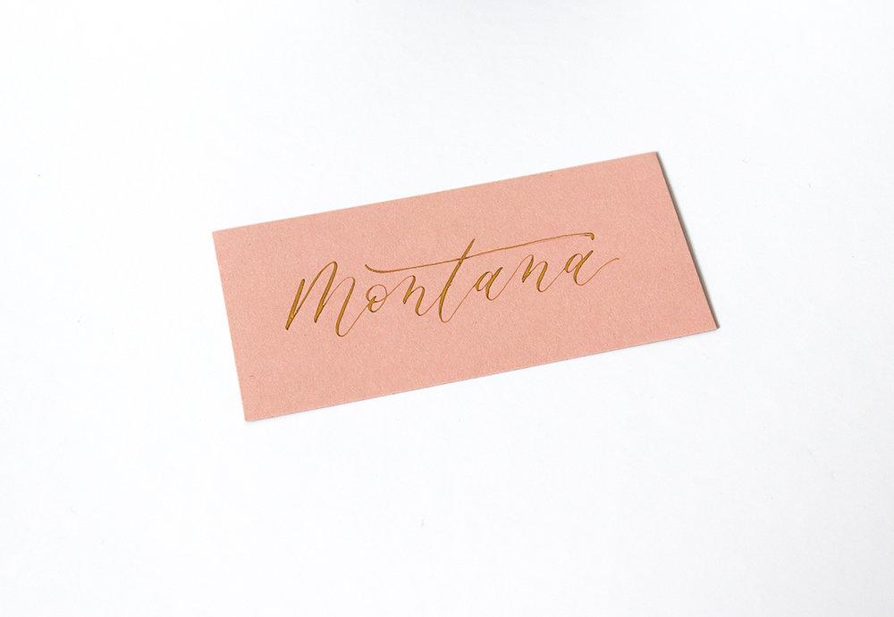Calligraphy En Vogue Calligraphy
