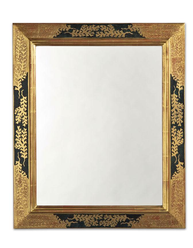 seaweed mirror 21x18