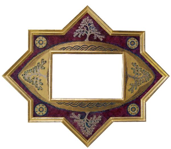 star mirror 32x38