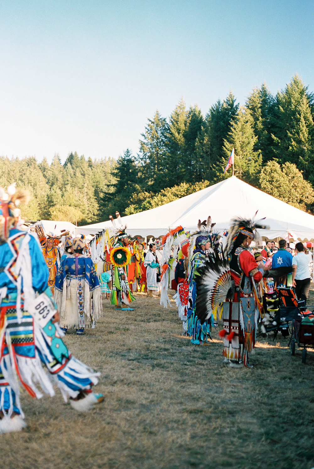 Grand Ronde Tribal Mylyn Wood Photography