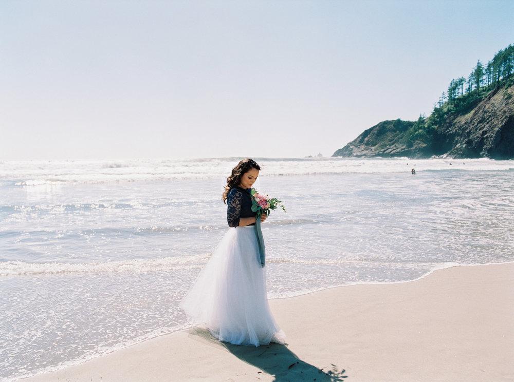 Oregon Wedding Photographer Oregon Coast