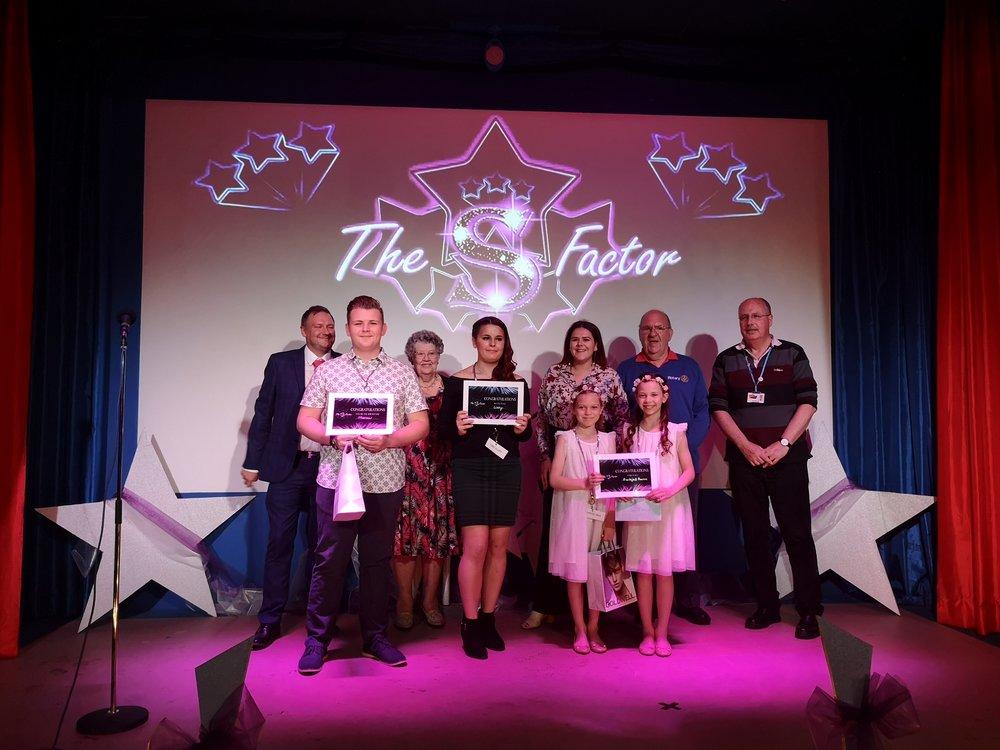 Third Place Finalists Duet Austeja Neringa and Primrose Gray