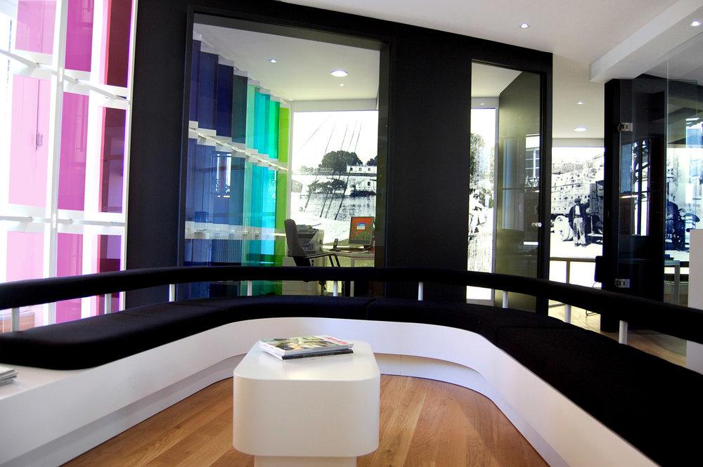 Cabinet Louvet - architecture commerciale