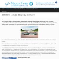 Le Tour Eucor 2018 fait étape à Strasbourg - Université de Strasbourg, 04.06.2018