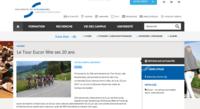 Le Tour Eucor fête ses 20 ans - Université de Strasbourg, 30.05.17