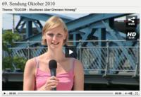 Eucor - Studieren über Grenzen hinweg - Uni-TV Freiburg, Nr. 69, Oktober 2010