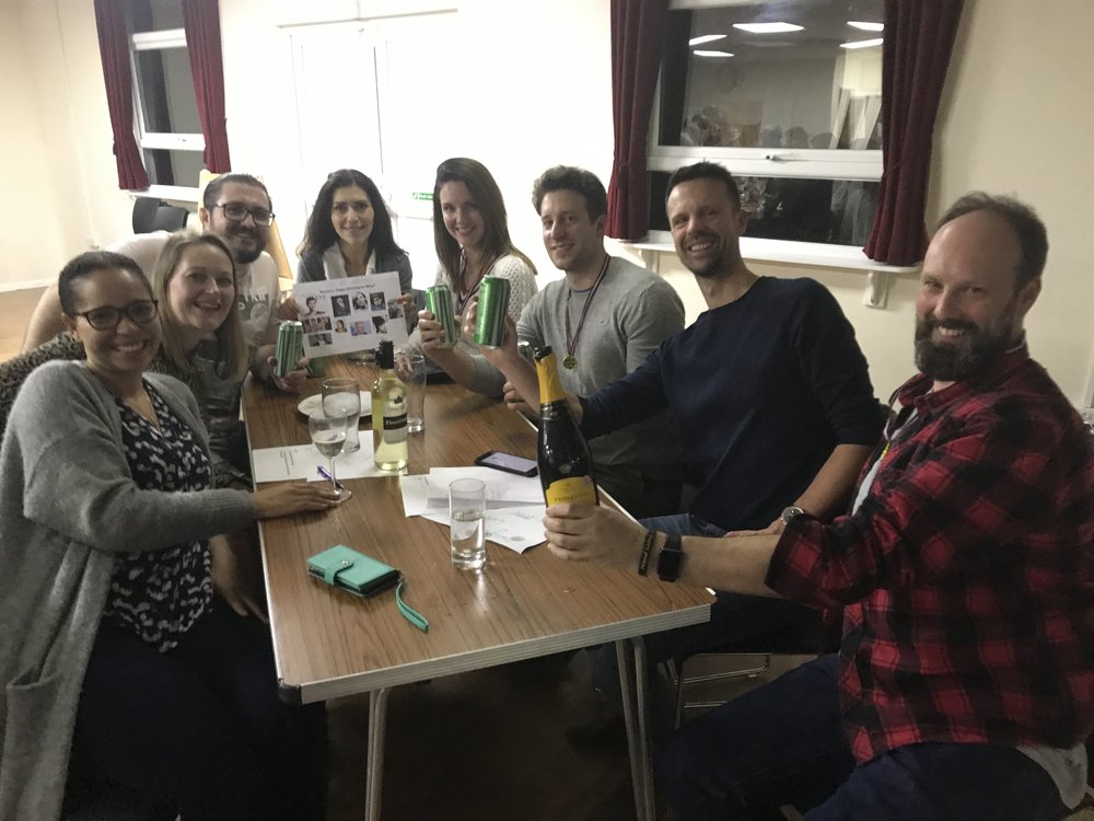 2019 Quiz Winners
