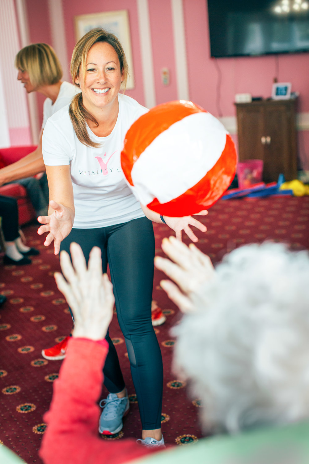 Fitness & Fun Mobility - Discover how we can enrich your care home or centre's activity programme here…