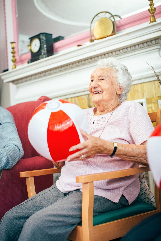 cardio fitness elderly