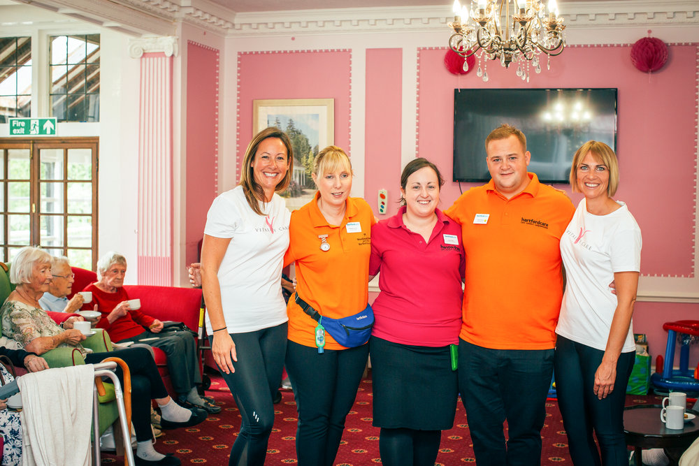 "Testimonial - ""It is always a pleasure to welcome Karen from Vitality Care to Woodlands House.As a residential care home based in Woodlands, Southampton we take pride in supporting our residents to learn new skills and enhance their wellbeing, so the sessions from Vitality Care are ideal.Our residents enjoy the exercises and we have noticed that sometimes they are a little shy and then they reveal a different side to their personality – it's almost like the classes stimulate their senses.We have also noticed that our residents have grown in confidence as they master new moves to improve their agility, strengthen and stretch their muscles, it certainly puts a smile on their faces.We look forward to seeing Karen again soon for more sessions as we strive to make a positive difference to the quality of life for those who call Woodlands House, home."""
