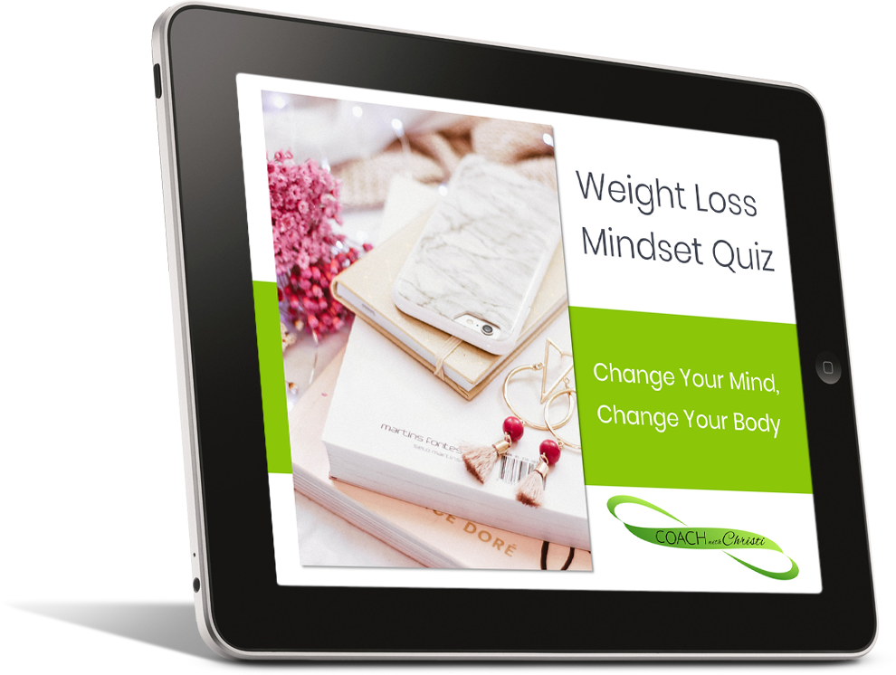 Weight Loss Mindset Quiz by Christi Christiaens