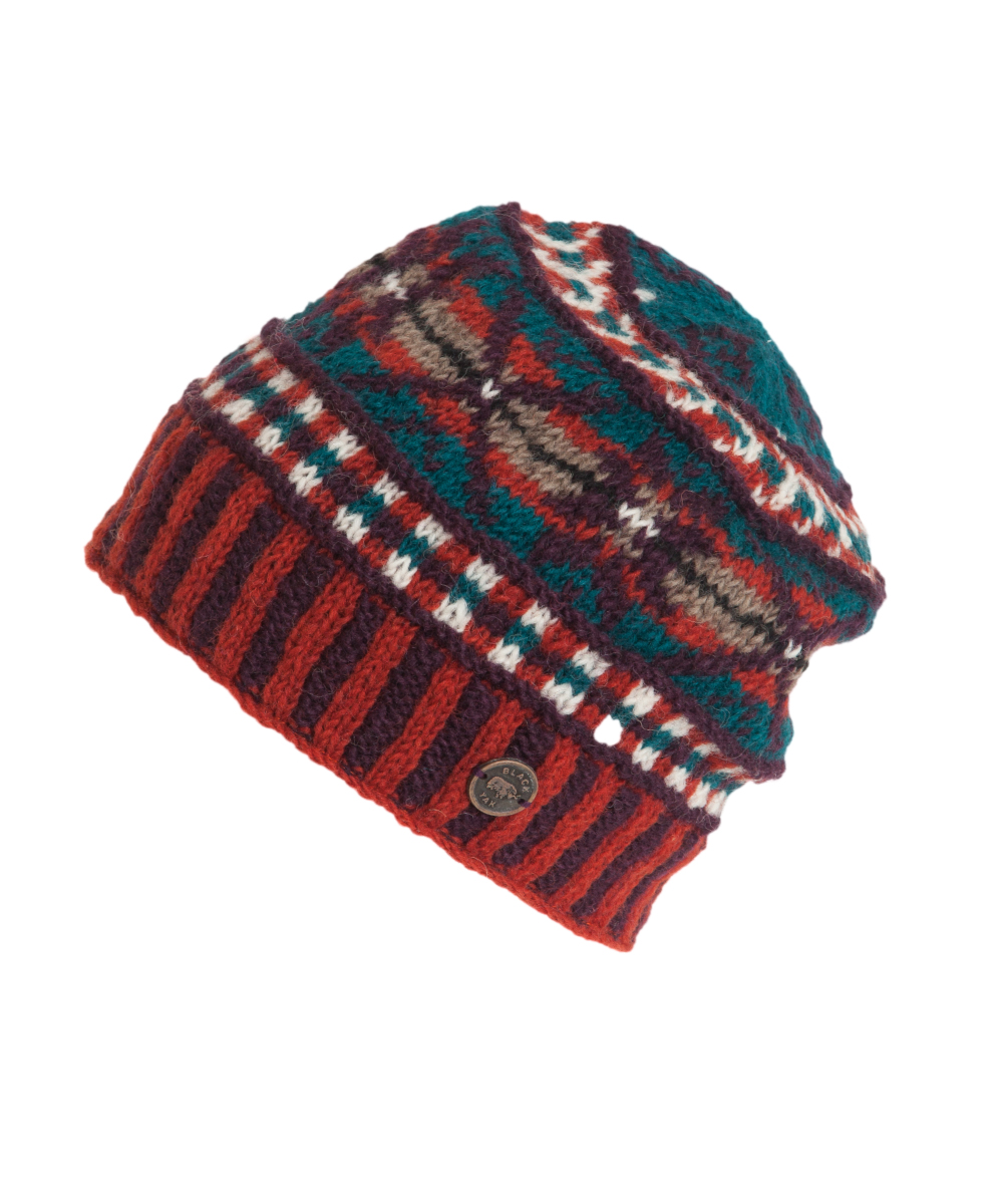 Fleece Lined Wool Beanie 4622438af77