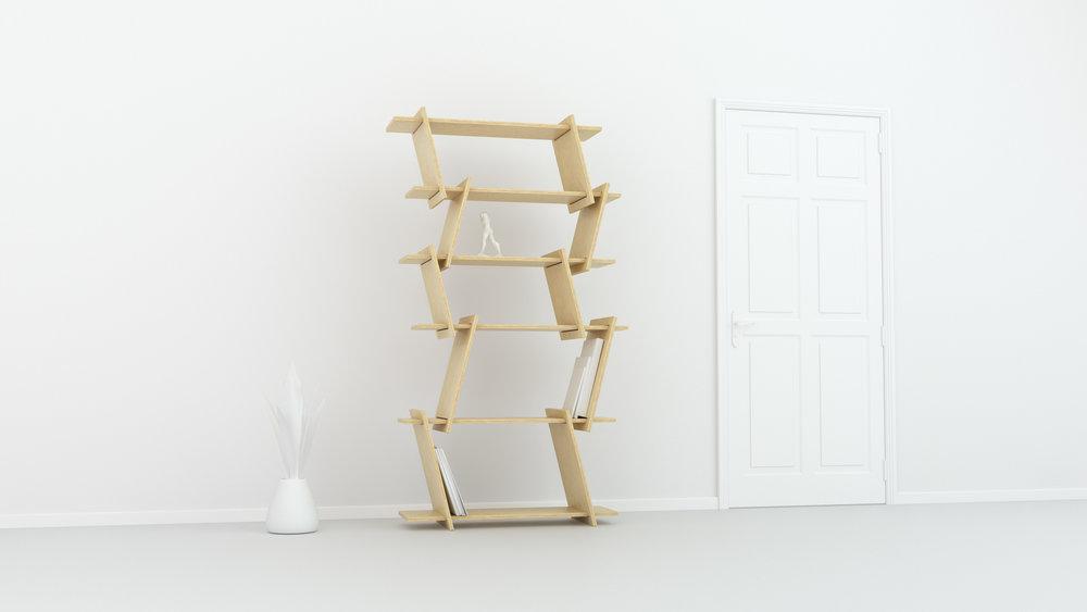 FIT_Furniture-Italic_Narrow_Shelf-Ronen_Kadushin