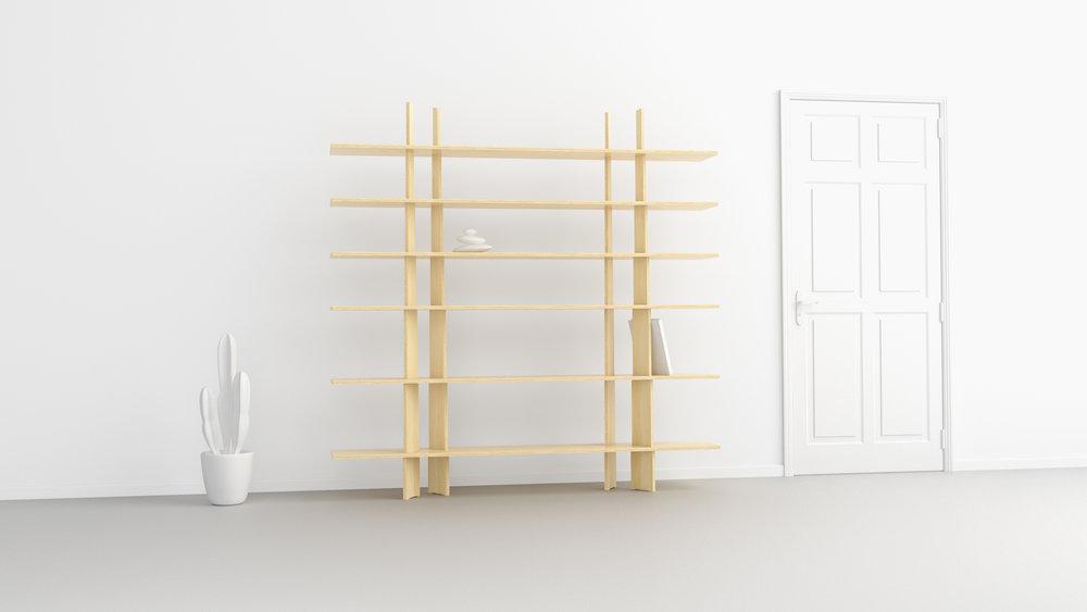 FIT_Furniture-Forest_Shelf-Ronen_Kadushin