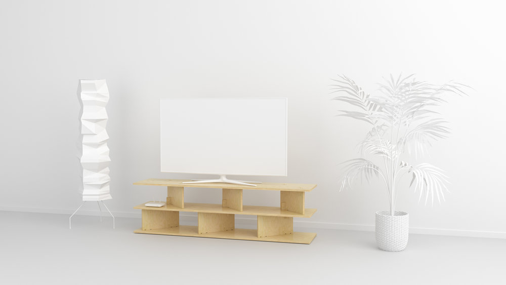 FIT_Furniture-Neubau_TV_Console-Ronen_Kadushin