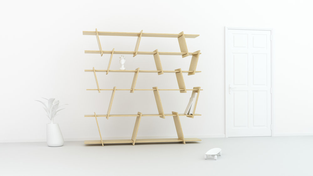 FIT_Furniture-Italic_shelf-Ronen_Kadushin