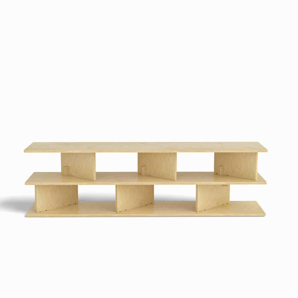 FIT_Furniture-Neubau_TV console-Ronen_Kadushin