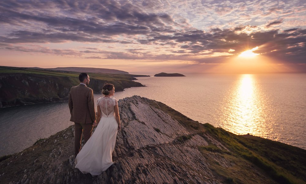 Owen Howells - White Bride have worked with Owen for years! He's the mastermind behind our shop images and has quite the list of White Bride's that he has photographed. Owen's natural talent and passion for his work is evident in all of his photos, but his other talent is how relaxed he makes you feel (which is key when you have someone taking your photo all day!). Owen uses an electric blend of reportage, classic & contemporary photography to deliver a unique collection of images.
