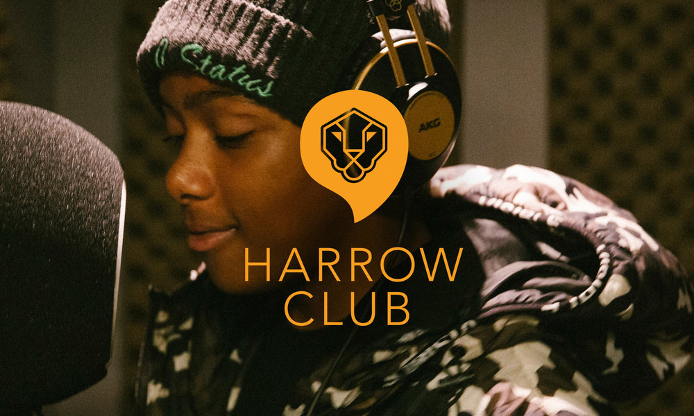 Harrow Club - From music workshops to cooking classes, there's always something new and exciting happening at the club. Our aim is to give young people from the local community somewhere safe and exciting to meet up and hang out.