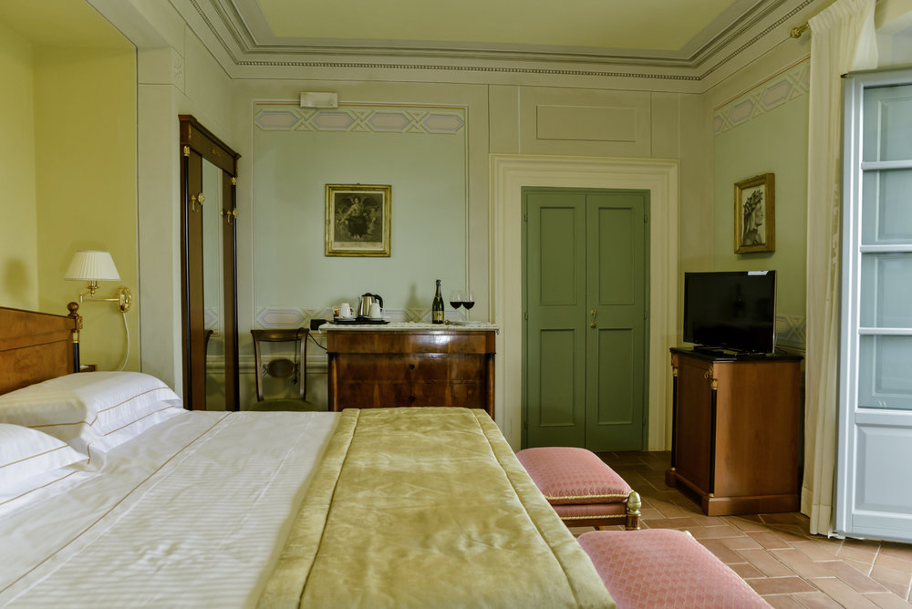 The Suites - click here for more information