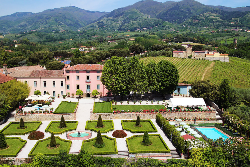 The Italian Garden - click here for more information