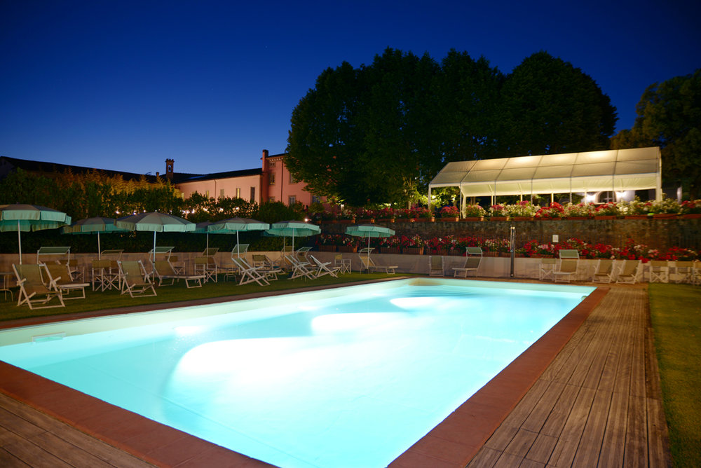 The Swimming Pool - click here for more information
