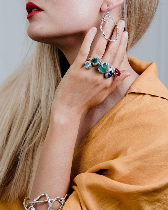 What Jewels are you planning to wear to the Melbourne Cup this Tuesday