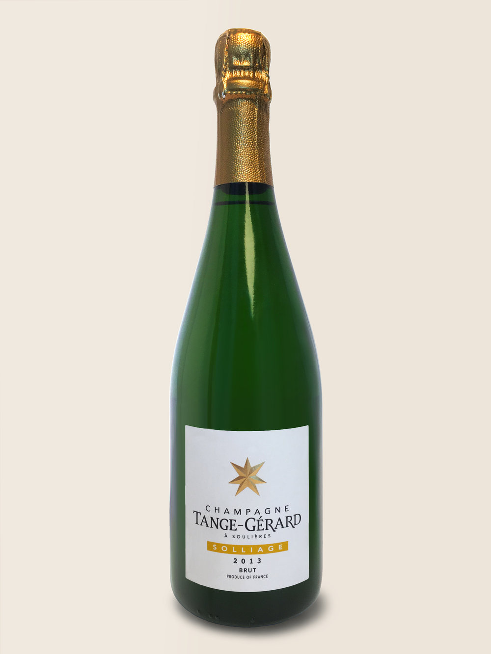 Solliage - Solliage is very pure, very fresh and has a lot of edge. A blanc de blancs, made with 100% Chardonnays from the unusually late year of 2013. Made in a limited amount of 3.000 bottles only.