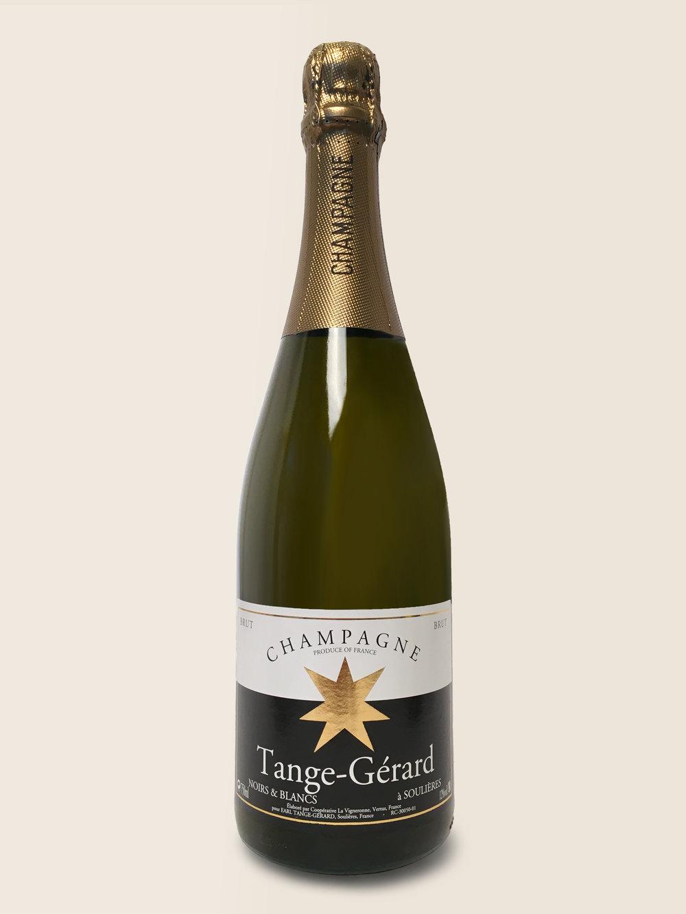 Noirs & Blancs - Noirs & Blancs er i sit es som all-round champagne på egen hånd eller med tapas, baseret på for eksempel charcuteri eller i selskab med en velmodnet Brie de Meaux.