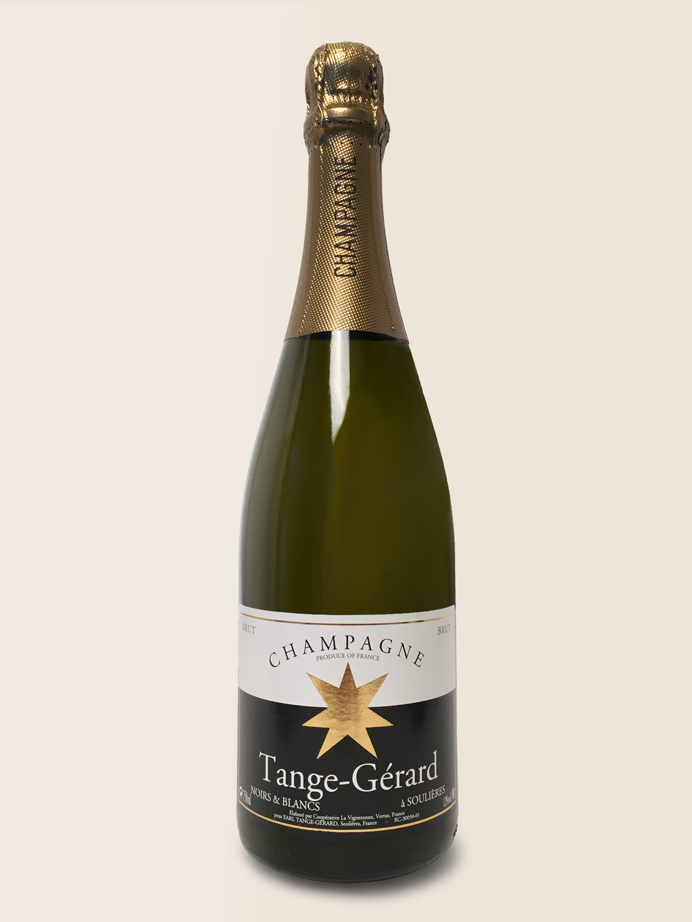 Noirs & Blancs - Noirs & Blancs est très à l'aise comme champagne quasi universel, à boire seul ou en compagnie de tapas, basés sur de la charcuterie ou avec un Brie de Meaux bien affiné.