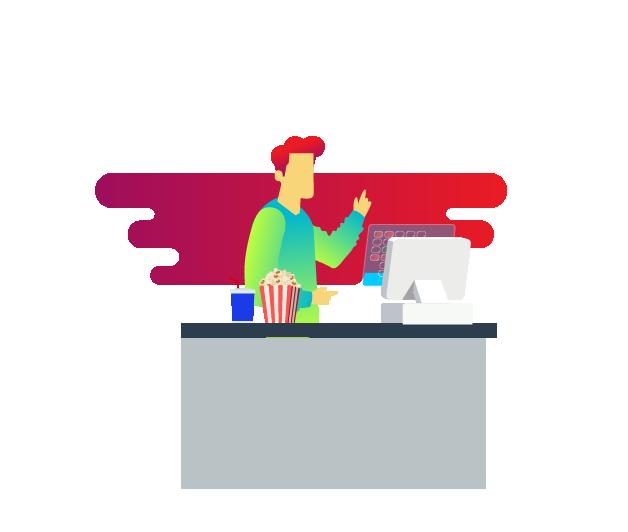 Kassesystem for arrangører - Et godkjent kassesystem som er laget for arrangørers behov.Les mer om kassesystem fra DX