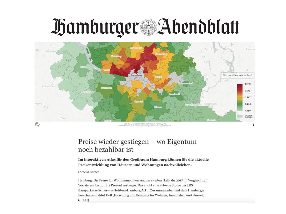 Immobilienatlas - Hamburger Abendblatt