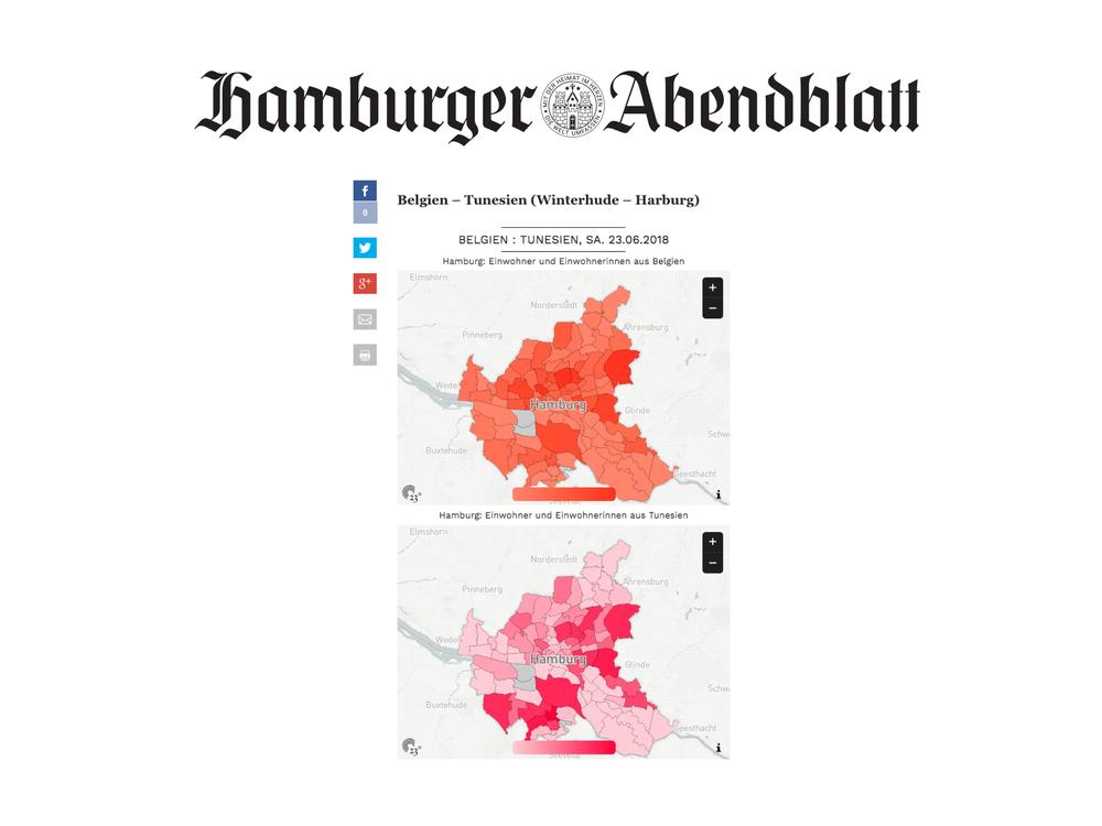 Karten zur Fußball WM - Hamburger Abendblatt