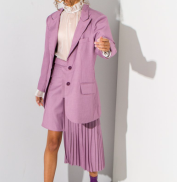 Copy of Lilac blazer