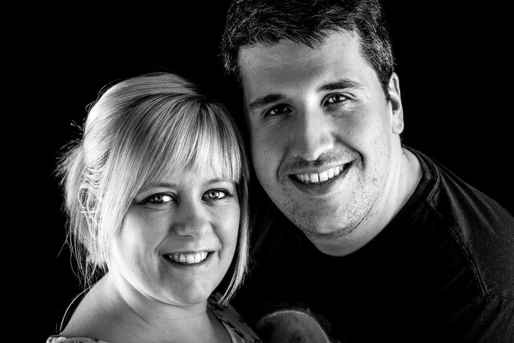 Hallo, wir sind Benjamin und Sarah Wrensch. Wir freuen uns auf Euren großen Tag!