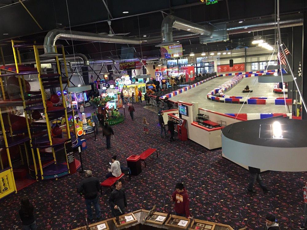 Extreme Fun Centers