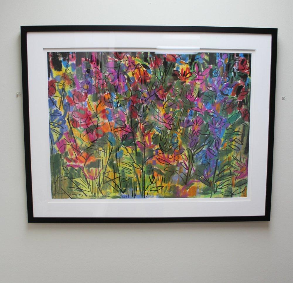 Gerald Collins floral