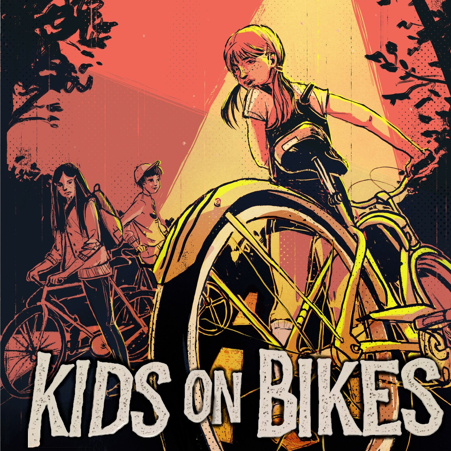 Kids on Bikes Podcast