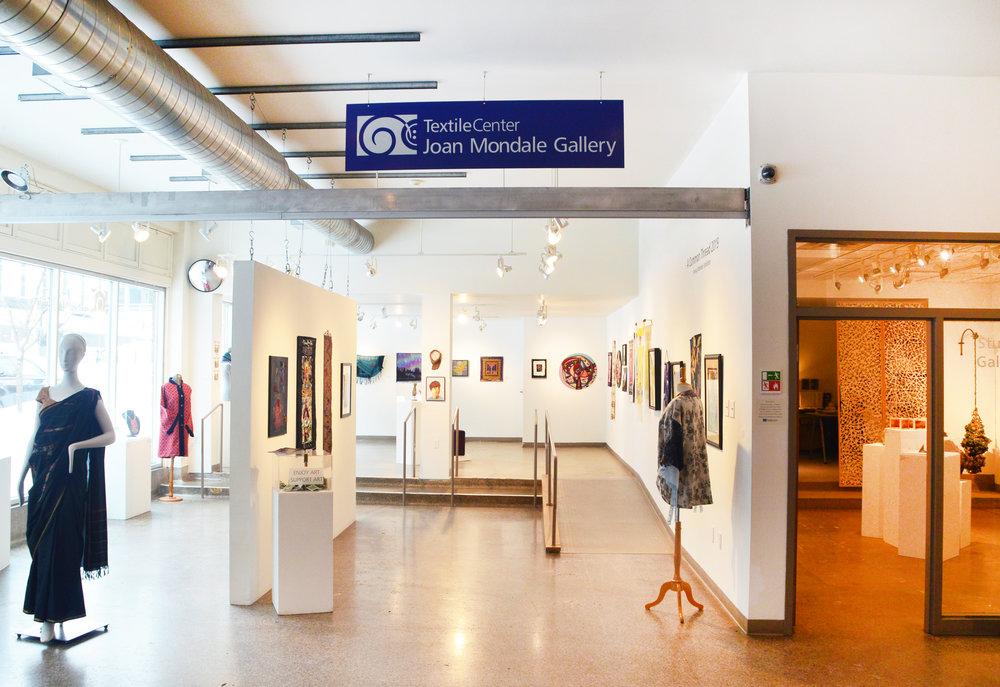 Textile Center - Experience this vibrant national center for fiber art in Prospect Park! Join in its 25th anniversary celebrations by touring the center and exploring the galleries, artisan retail shop, library and dye lab. Try weaving and needle felting during this festive family day.