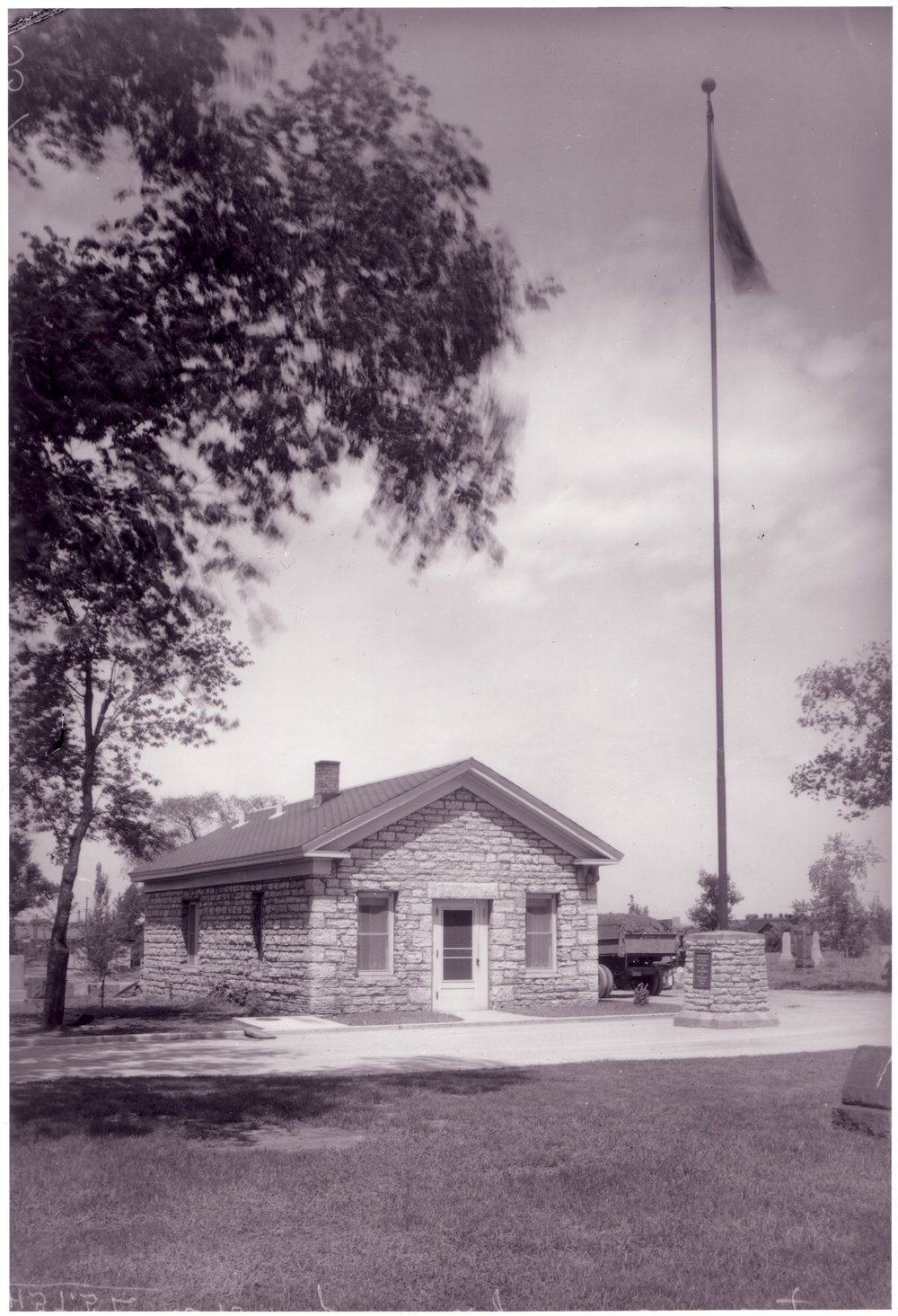 """Pioneers and Soldiers Memorial Cemetery - Visit the city's oldest existing cemetery! Tour the caretaker's cottage (built in 1871), go on a smartphone history hunt and chat with volunteers. On Sunday at 1 pm, 2 pm, and 3 pm, see """"Hiraeth: Walking the Long Field at Layman's,"""" a short three-part play written by award-winning playwright Cynthia Veal Holm. ."""