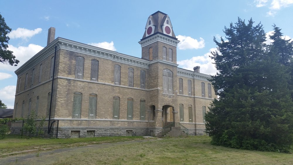 Upper Post Flats - View these historic 1870s buildings before they get rehabilitated into affordable housing! Learn more about site's history as part of historic Fort Snelling, and the process of saving and redeveloping historic properties.