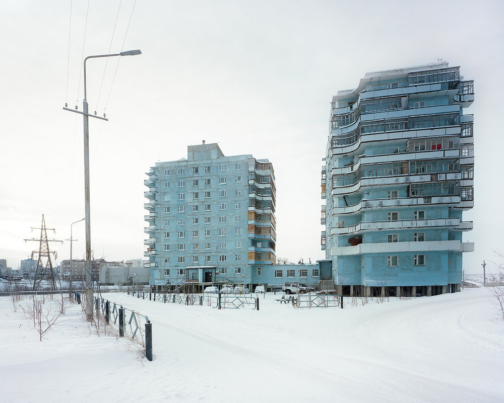 Mirny IV, Yakutia, Russia, 2011