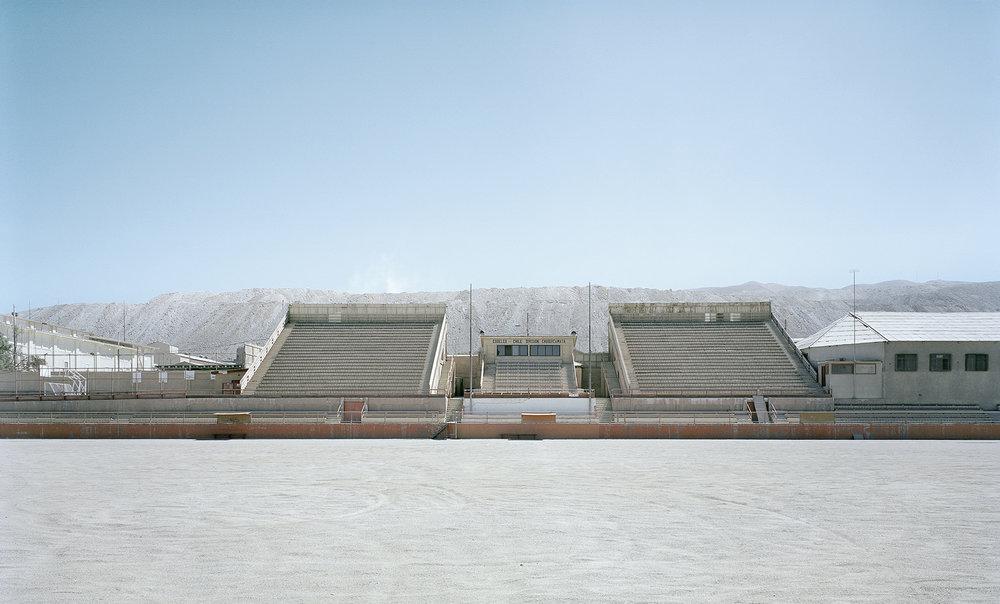 Stadium I, Chuquicamata, Chile, 2010