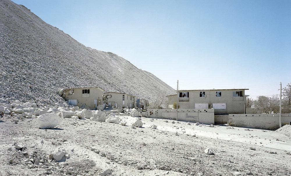 Tenement Blocks II, Chuquicamata, Chile, 2010